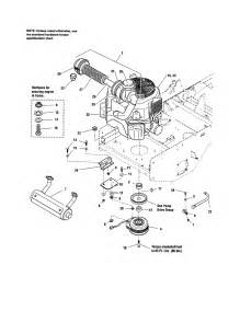 engine pto kohler diagram parts list for model 5900745 snapper parts mower tractor