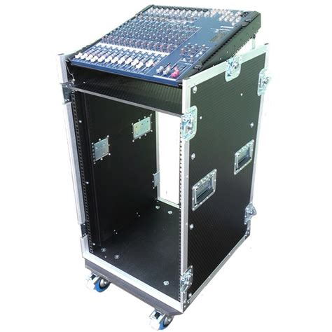 Mixer Rack by 10u Mixer Console Rack Flightcase