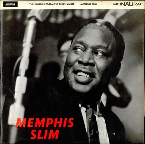 memphis slim memphis slim the world s foremost blues singer uk vinyl lp