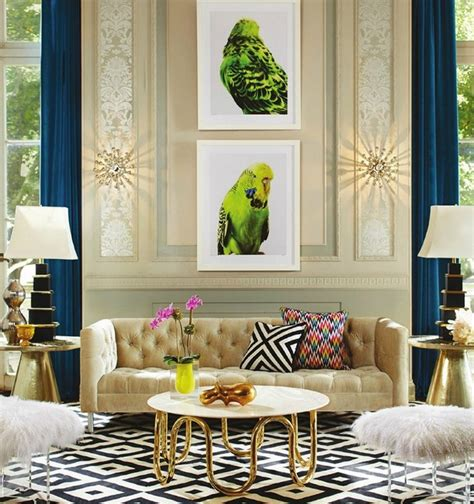 stunning rooms by jonathan adler to inspire you decoration