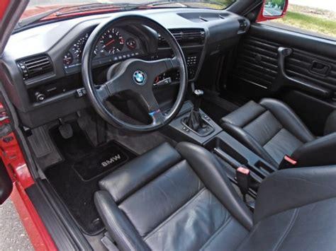 bmw e30 upholstery bmw e30 325i interior