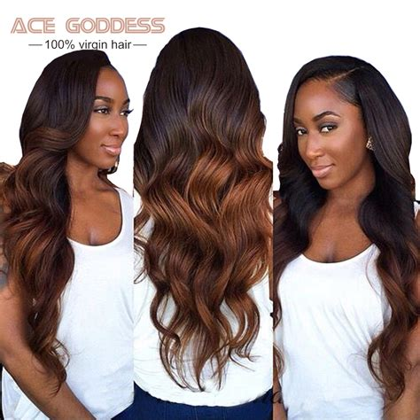 ombre human braiding hair brazilian body wave ombre brazilian hair 1b 33 1b 99j