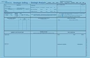 Blue Sheet Sales Template by Miller Heiman Blue Sheet Images Frompo