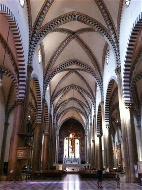 santa novella interno santa novella veduta della chiesa interno foto