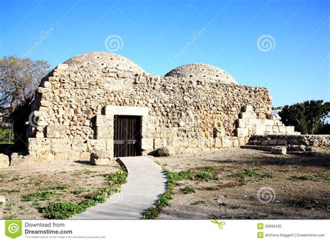 Ottoman Baths Ottoman Turkish Baths Paphos Cyprus Stock Photo Image 39899430