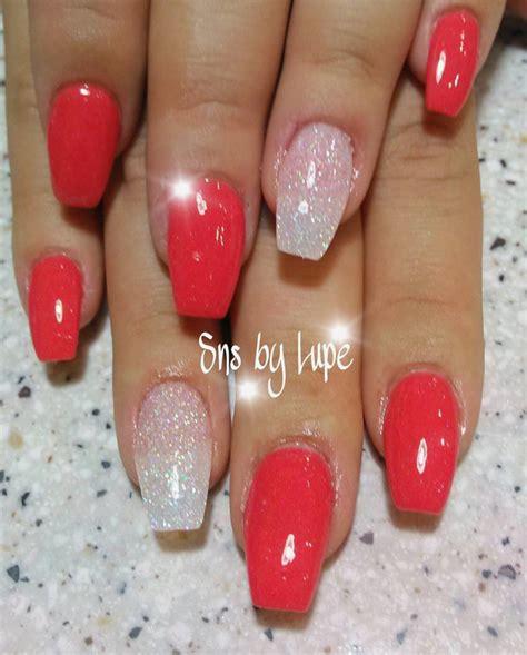 black and red love pattern fake nails japanese cute false acrylic nail designs black and red nail ftempo