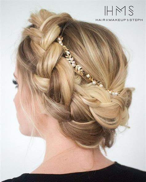 Wedding Hairstyles For Brides 50 by Best Hair Style For 50 Wedding