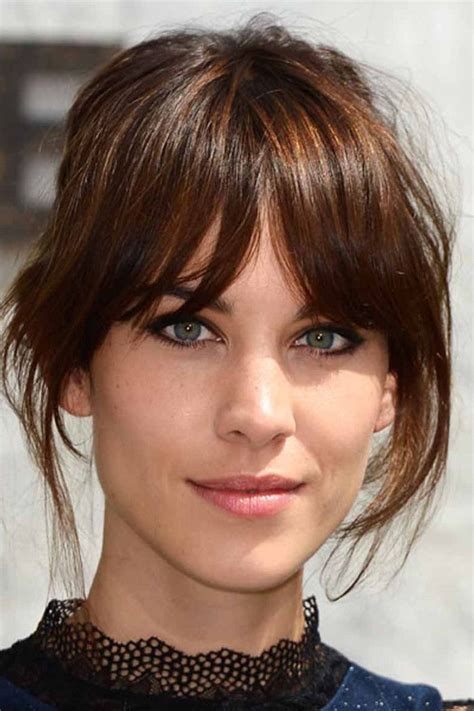 going out hairstyles with fringe best 20 fringes ideas on pinterest fringe hairstyles