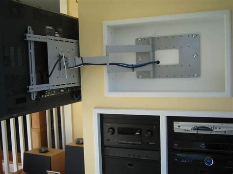tv window mount tv arm inspiration window solution pinterest