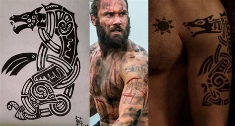 rollo tattoo vikings meaning rollo lothbrok tattoo www pixshark com images