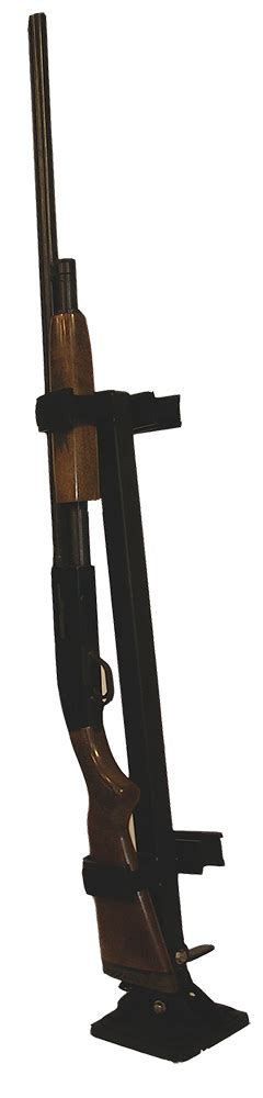rugged gear gun rack rugged gear 10083 2 gun floor mount gun rack permanent for sale