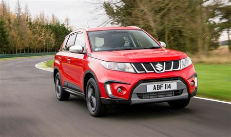 Suzuki Vitara New All New Suzuki Vitara Boosterjet T W White Sons