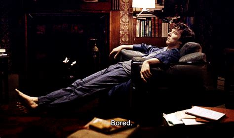 Bored How About Few by Sherlock Is Bored