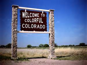 colorful colorado items similar to welcome to colorful colorado photo sign