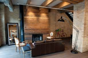 Curtains For Wood Paneled Room Designs 30 Rustic Living Room Ideas For A Cozy Organic Home