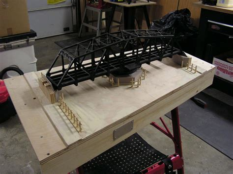 swing bridge model swingbridge e