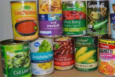 alimenti in scatola alimenti in scatola ricchi di bisfenolo a perch 233 fanno