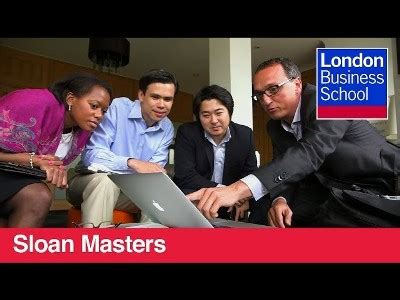 Mba Lbs Deadlines by Business School Sloan Masters Scholarship 2016