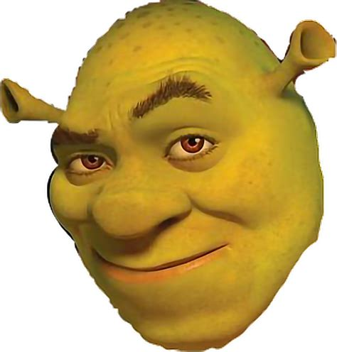 face clipart shrek face shrek transparent