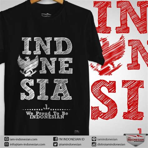 Kaos Indonesia We Proud Tobe 20 best portfolio for my distro i m images on