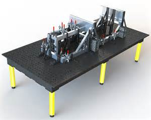 build pro table strong buildpro tmb59648f max welding table 4 x 8 x