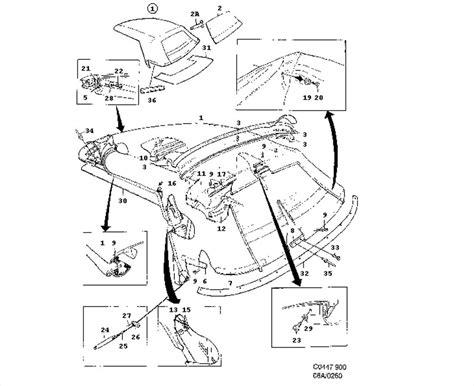 2000 saab convertible top diagram 2000 free engine image for user manual download nissan 240sx convertible top diagram imageresizertool com