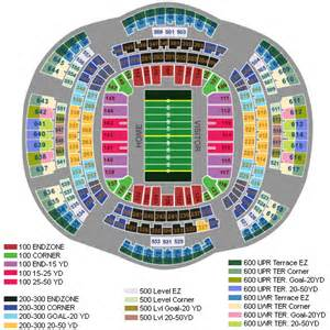 Mercedes Superdome Seating Chart Bowl Tickets Buy Nfl 2011 Superbowl Xlv Tickets