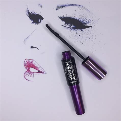 Maybelline Push Up Drama Di Guardian push up drama by maybelline il potere mascara
