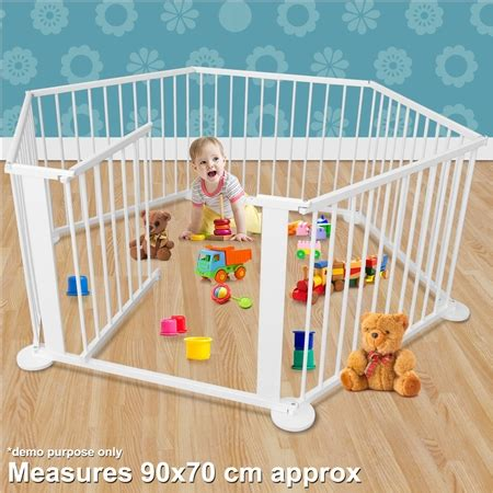 6 panel baby pen 6 panel baby pet play pen sales