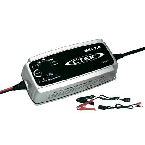 ctek xs 7000 battery charger automatic charger ctek mxs 7 0 56 256 12 v from conrad