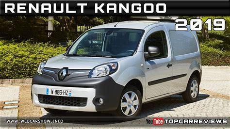 2019 renault kangoo 2019 renault kangoo review rendered price specs release