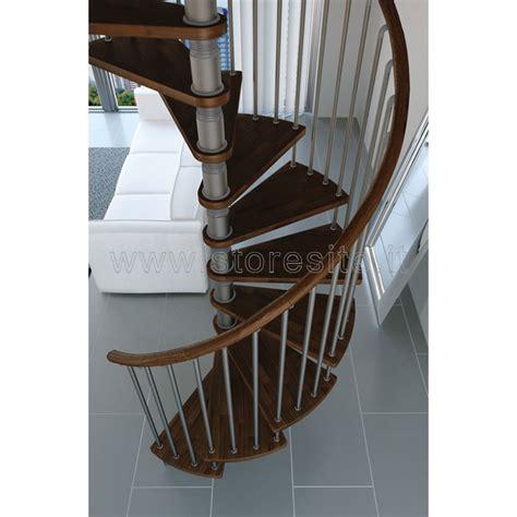 scala per interni scale a chiocciola per interni gam legno 160