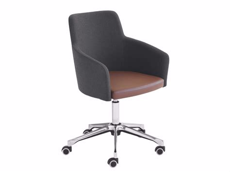 swivel easy chair swivel easy chair with 5 spoke base with casters marka
