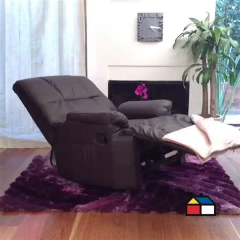 sillon reclinable liverpool stop motion home center sill 243 n reclinable youtube