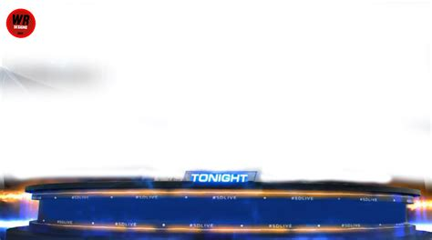smackdown live match card template png renders backgrounds custom sd live match card