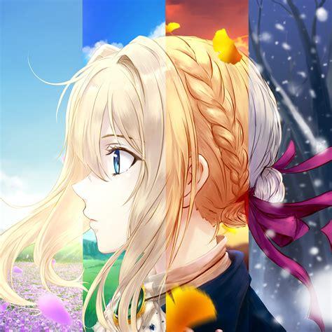 anime violet evergarden violet evergarden character image 2255669 zerochan