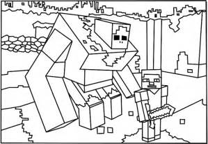 minecraft coloring book printable minecraft coloring pages az coloring pages