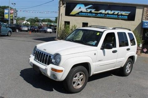 Lifted 2011 Jeep Liberty Find Used 2011 Jeep Liberty Sport 70th Anniversary Package