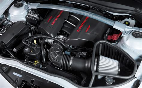 2014 chevrolet camaro z28 engine photo 13