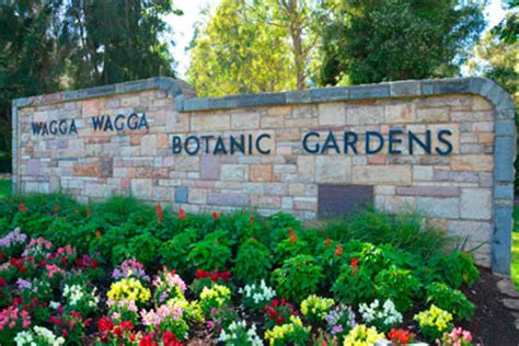 Wagga Wagga Botanic Gardens Botanic Gardens History Visitor Information Wagga