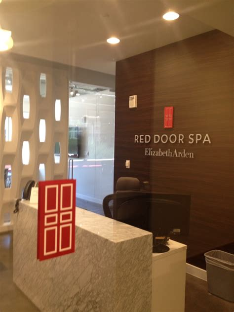 door salon and spa door spa office cmda design bureau inc