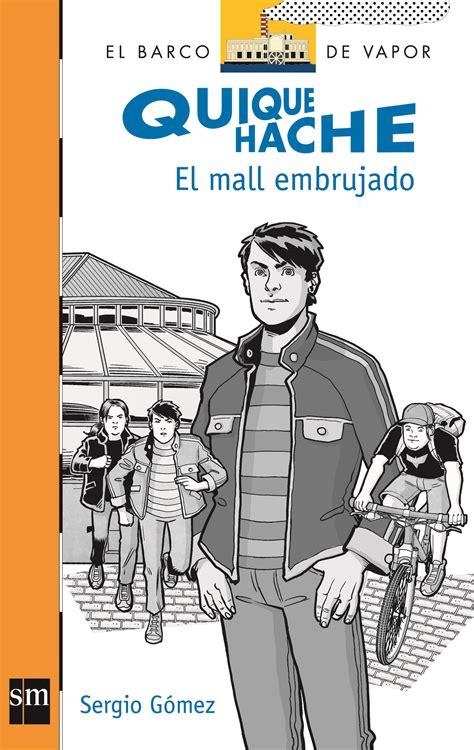 libro quique hache detective para leer quique hache el mall embrujado cbq