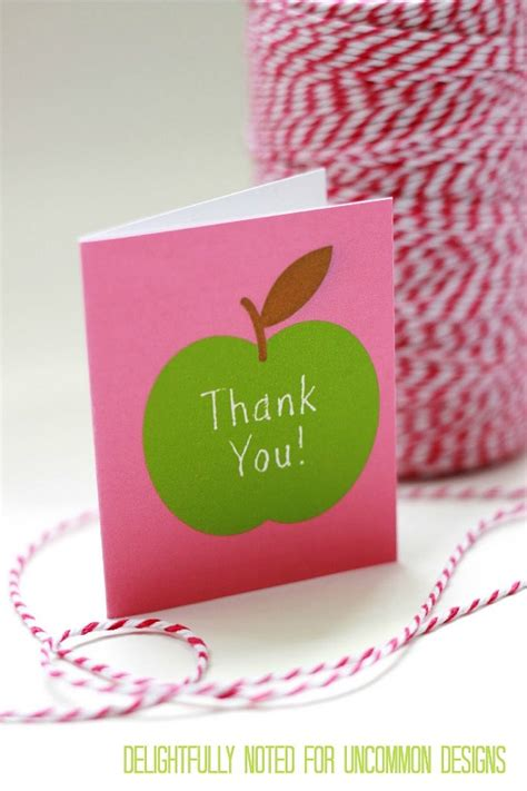 printable mini thank you cards teacher appreciation printable gift wrap and mini thank