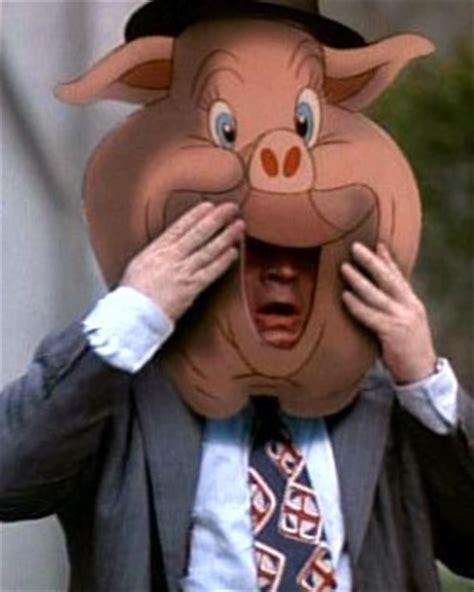 """WHO FRAMED ROGER RABBIT Deleted Scene - """"The Pig Head ... Who Framed Roger Rabbit Jessica Rabbit Scene"""