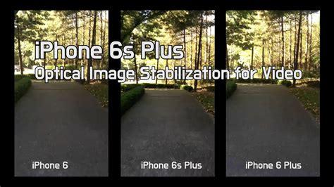 iphone   optical image stabilization comparison  iphone   iphone   youtube
