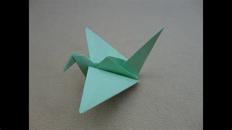 Gruya Origami - origami crane papiroflexia grulla