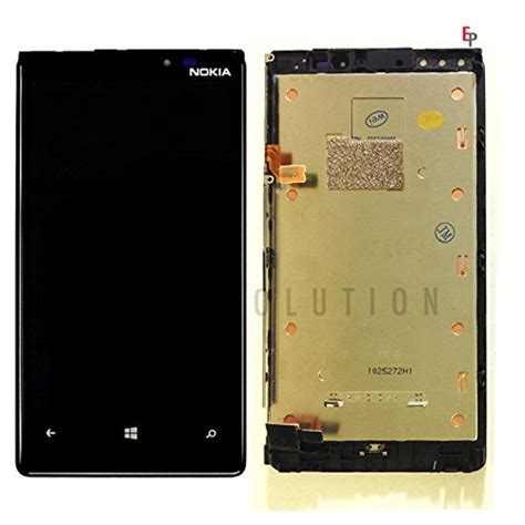 Lcd Touchscreen Nokia Lumia 920 Frame Original epartsolution oem nokia lumia 920 lcd display touch digitizer import it all