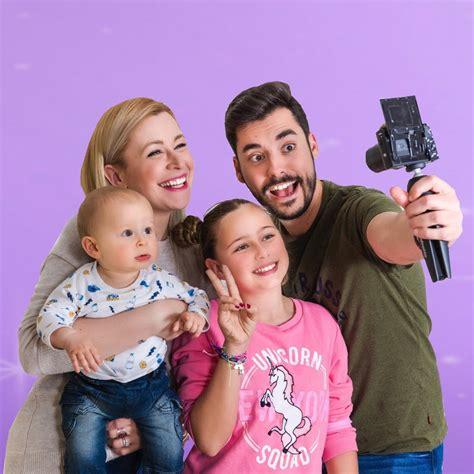 imagenes de la familia wyatt familia carameluchi youtube