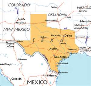 Texas Usa Map by Map Of Texas Pictures To Pin On Pinterest