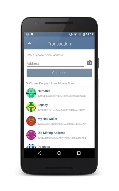 amazon ethereum amazon com lunary ethereum wallet appstore for android